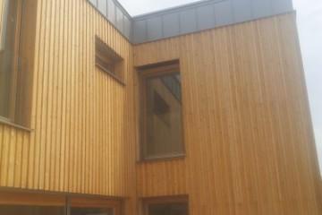 lesena fasada
