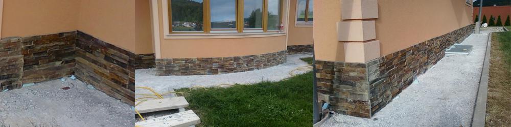 dekorativni kamen cokel hiše