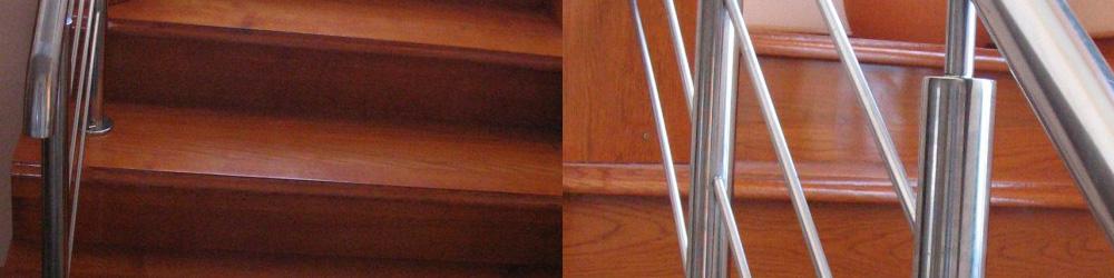 lesene hrastove stopnice po naročilu