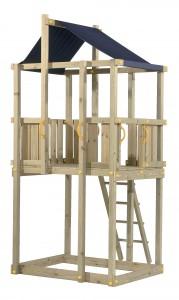 lesena hiška loft