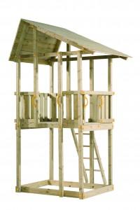 lesena hiška Hangar
