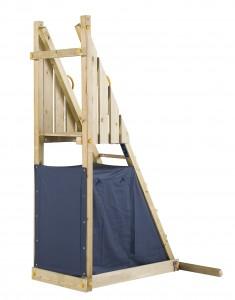 lesene stopnice za tobogan