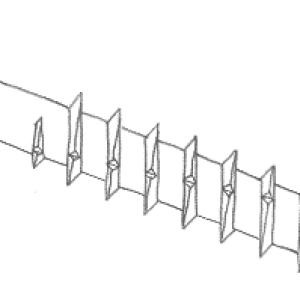 Namenski RF vijaki za les solida