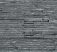 drobna črno siva
