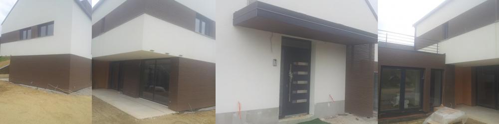 wpc lesena fasada