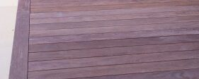 Montaža lesene terase